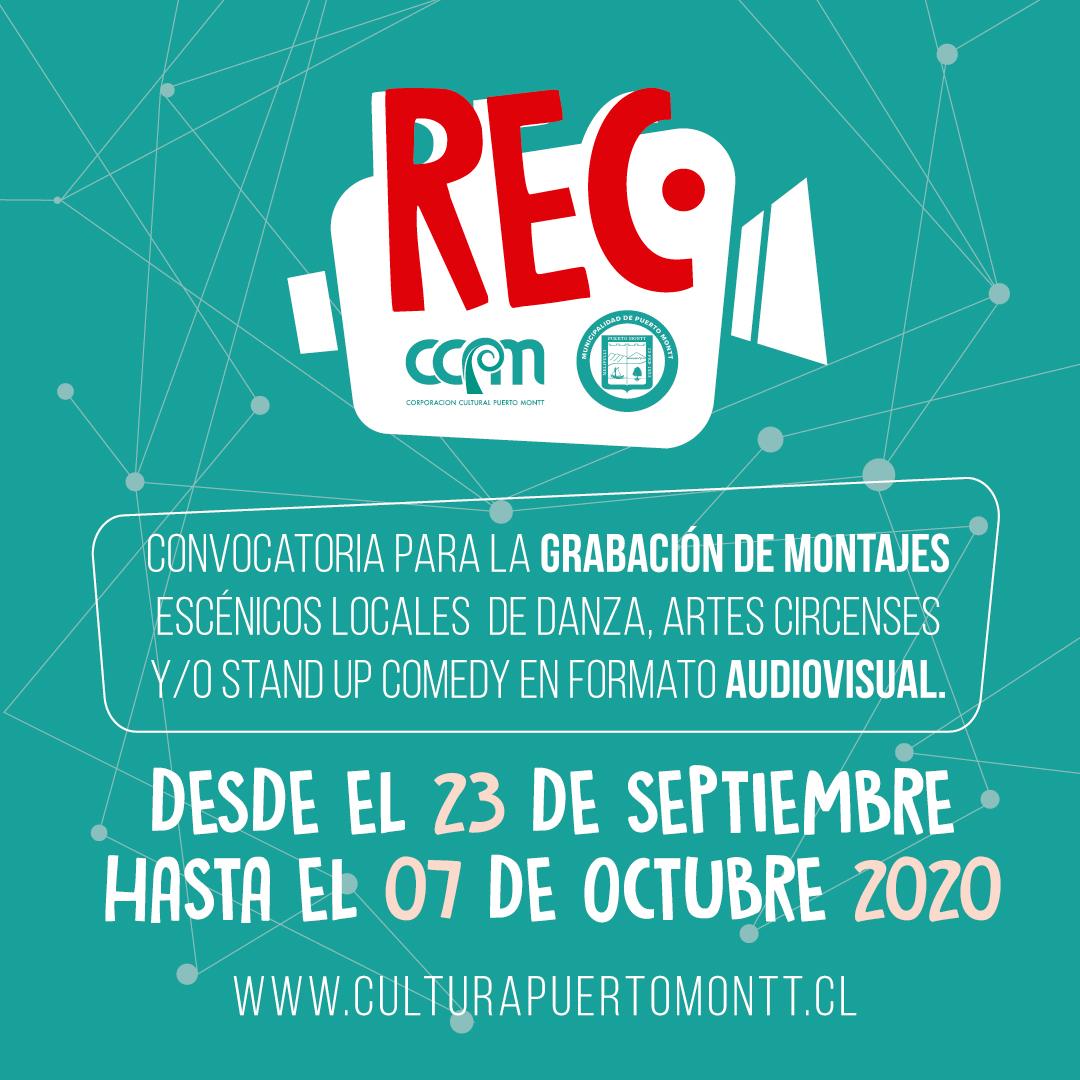 CONVOCATORIA REC CCPM