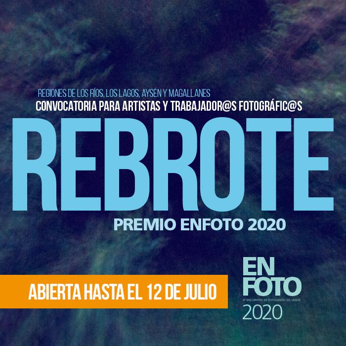 Convocatoria ENFOTO 2020.